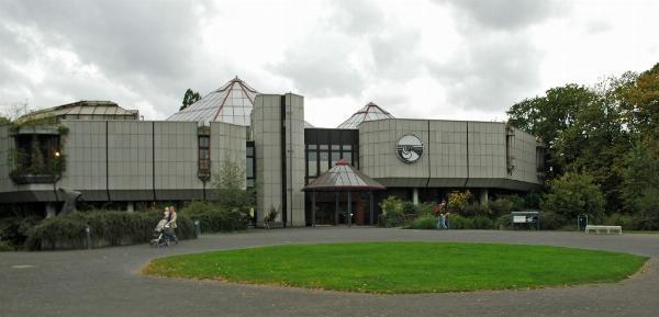 Aqua Zoo, Dusseldorf