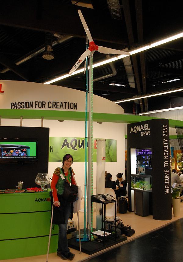 Interzoo 2010 - Aquael