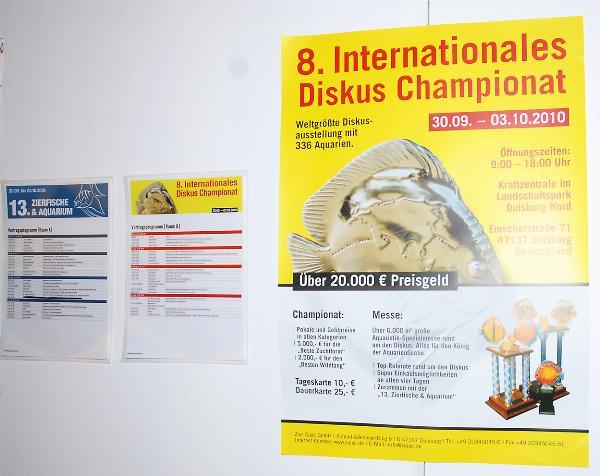 Diskuschampionat 2010