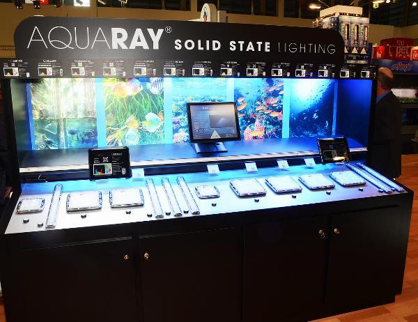 Interzoo 2012- Aquaray