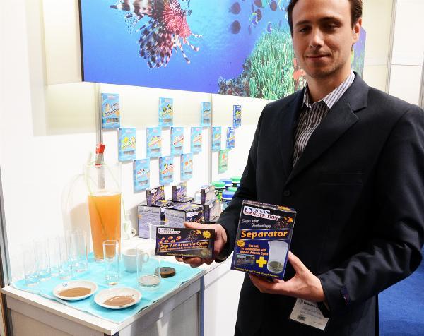 Interzoo 2012- Ocean Nutrition