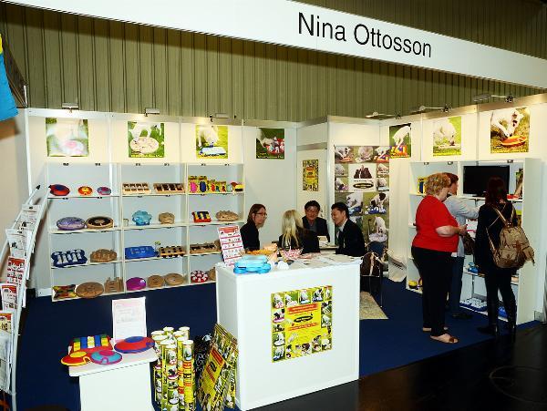 Interzoo 2012- Nina Ottoson
