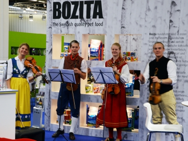Interzoo 2012- Sverige, Bozita
