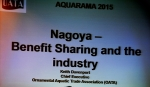 Seminarier. Keith Davenport. Nagoya, Benefit Sharing and the Industry.